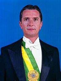 Fernando Collor de Mello, eleito em 1989.