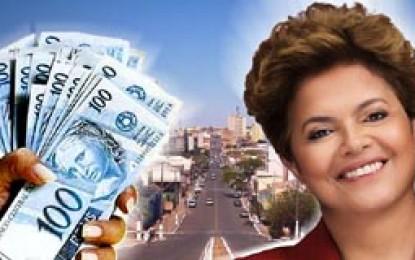 Governo Federal envia mais verbas para Angatuba pavimentar e recapear ruas. A parcela mais recente é de R$ 528.088,48
