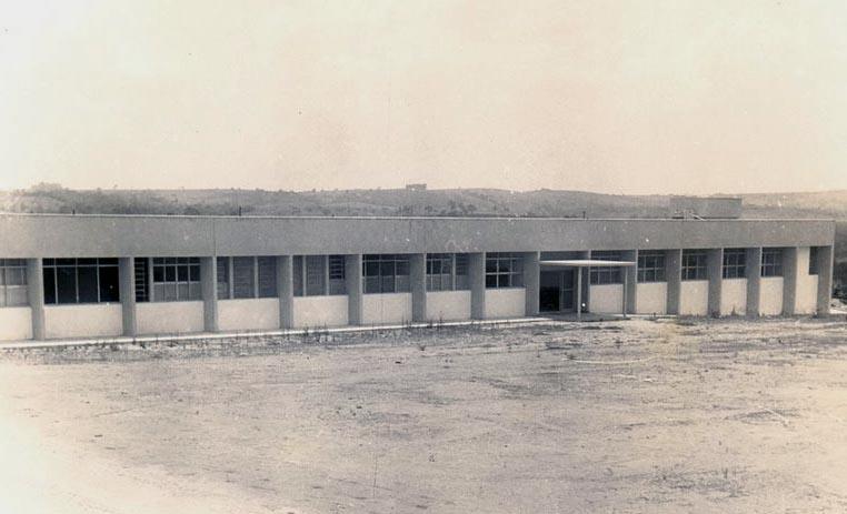 A Santa Casa em seu início por volta de 1963, um avanço para o município, conforme considerou doutor Renato em um de seus episódios
