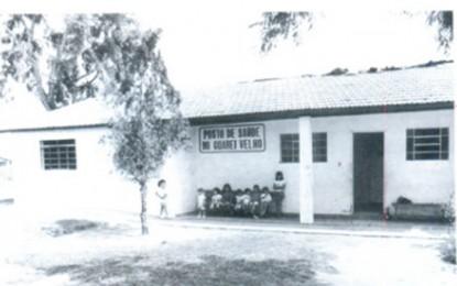 Angatuba 1994. Saúde local  serve de modelo a outros municípios