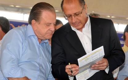 Geraldo Alckimin convida Gonzaga para integrar equipe do governo no Conselho da Cesp