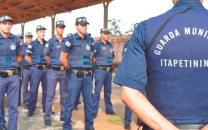 Prefeitura de Itapetininga realiza concurso para preencher 40 vagas de guardas civis
