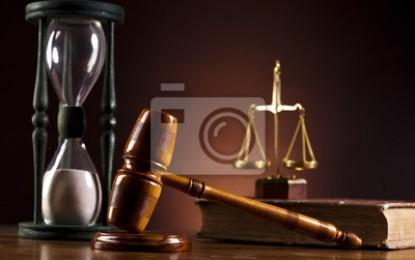 Juiz é condenado pela sua consciência