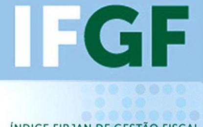 """Angatuba está classificada em 1993º no país pelo IFGF e conceituada como """"Gestão em Dificuldade"""""""
