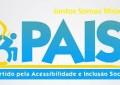 Partido pela Acessibilidade e Inclusão Social (PAIS) pede registro no TSE