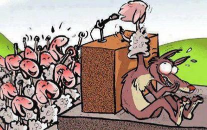 O combate contra a corrupção como pretexto eleitoral