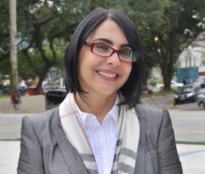 Prefeita de Cubatão,Márcia Rosa.