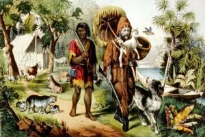 ´A história do Robinson Crusoé é boa, mas impossível, porque o homem é um ser social´