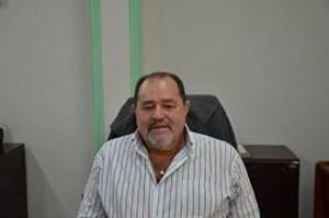 Prefeito José Benedito Garcia. Foto Itanews.