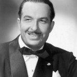 Portrait Of Musician Xavier Cugat