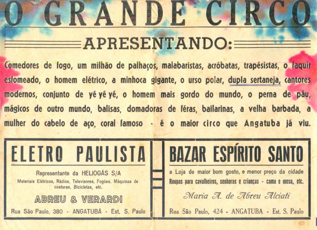 Circo Cesar 1