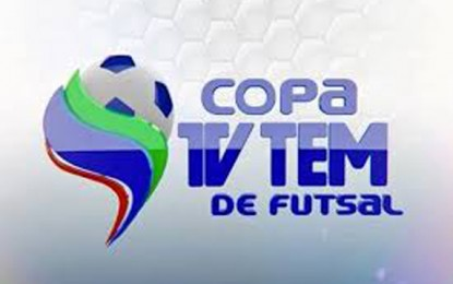 Angatuba novamente de fora da Copa  TV Tem de Futsal