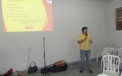 PSB é o partido com o maior número de filiados em Angatuba
