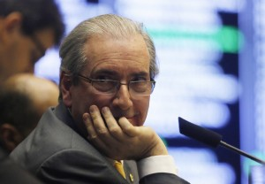 Eduardo Cunha. Foto: Ailton de Freitas/O Globo