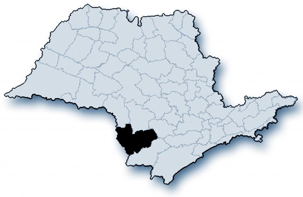 regiao de itapeva
