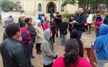 Funcionários municipais decidem continuar  greve em Campina do Monte Alegre