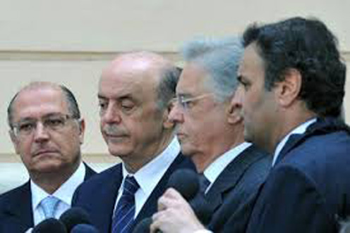 PSDB corrupto