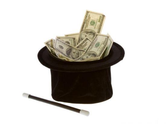 dinheiro aos ricos