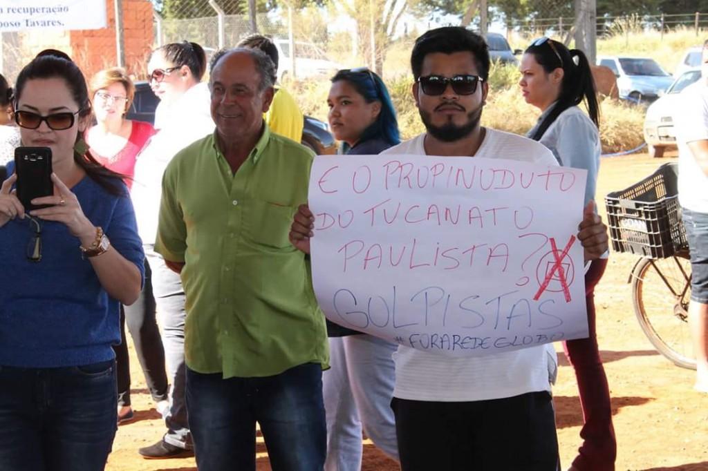 manifestações 1