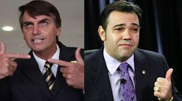 Bolsonaro e feliciano