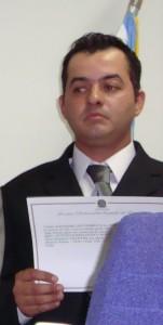 Gustavo Turelli, candidato a  vice-prefeito