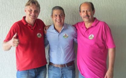 O candidato Dr. Luiz desmente mais um boato sobre sua candidatura