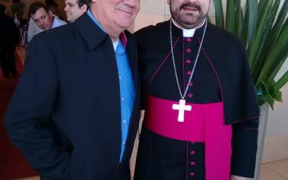 Dom Arnaldo Carvalheiro assume como novo bispo de Itapeva