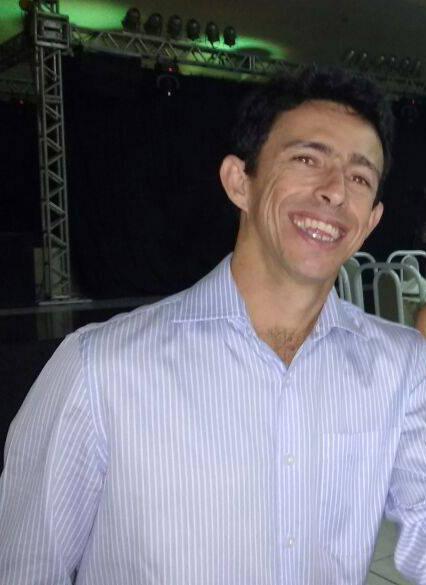 Vereador eleito pelo PSD, Bonilho Silva