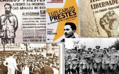 HISTORIA-A insurreição da ANL em 1935 e a resistência da Frente Brasil Popular