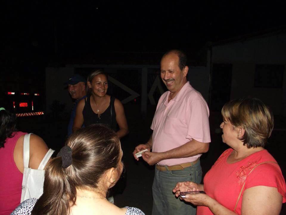 O médico Luiz Antonio Machado, eleito prefeito de Angatuba