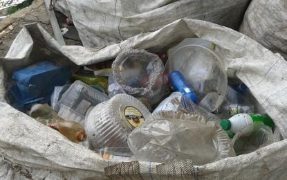 Reciclagem de Angatuba descarta um novo grupo de material