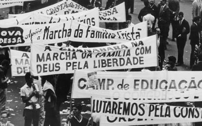 HISTÓRIA- A OAB apoiou o golpe de 1964. Quando se arrependeu, já era tarde demais