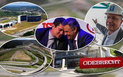 PSDB será o mais afetado por delações da Odebrecht e lista de Janot