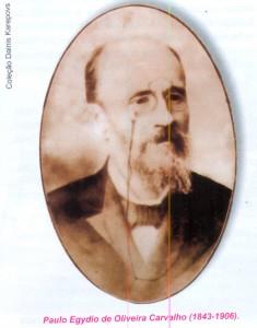 Paulo Egydio de Oliveira Carvalho (1843-1906)