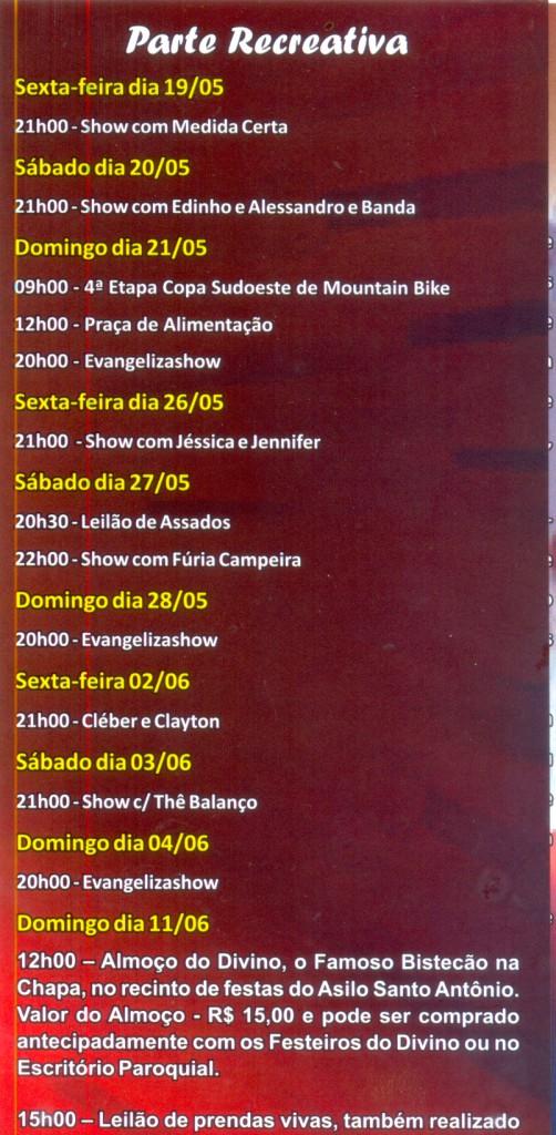 FESTA DO DIVINO 3