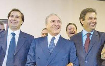 Provas que faltam contra Lula abundam contra golpistas