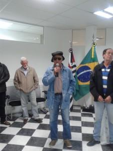 Loriaga Leão, Mané Baiano e Toninho da Angavel