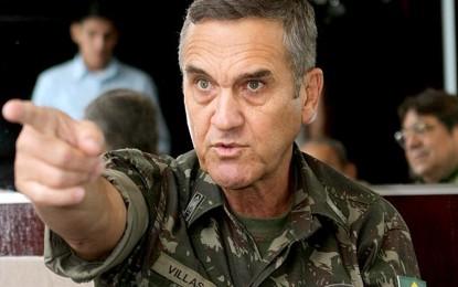 Comandante do Exército: o Brasil está sem rumo