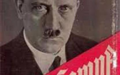 Federação Israelita do Estado de São Paulo pede medidas para barrar obra de Hitler