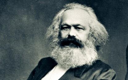 Como era a vida de Karl Marx antes do Manifesto Comunista