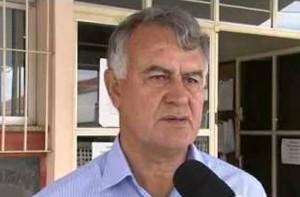 Ex-prefeito João Batista Momberg.