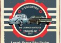 Cinema gratuito e Encontro de carros antigos, destaques deste final de semana em Itararé