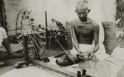 Como Mahatma Gandhi previu a tragédia do capitalismo