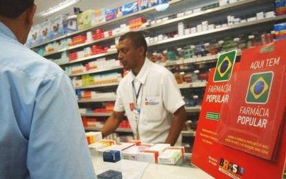 Segue o desmonte do Programa Farmácia Popular