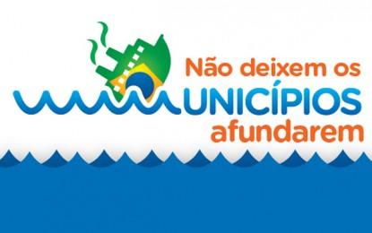 Confederação Nacional dos Municipios convoca gestores para mobilização no dia 22 de novembro
