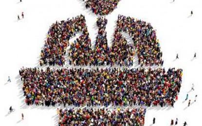 O poder revestido de povo…