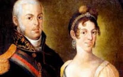 Os conflitos de uma família real