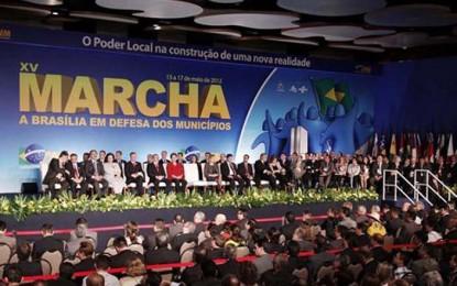 Pressão dos municípios em Brasilia começa a dar resultados neste final de ano