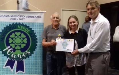 Angatuba avança 273 pontos e conquista o 63° lugar no ranking do Programa Município Verde Azul em 2017