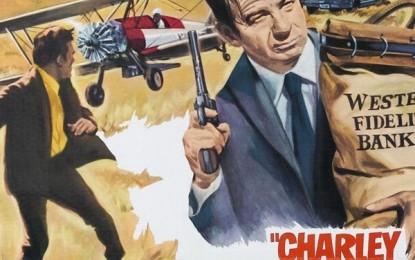 """""""O homem que burlou a máfia"""" (1973), a denominação do filme no Brasil conta o final, uma gafe"""